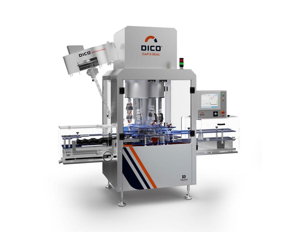 Precision Automation Dico Delta Servo