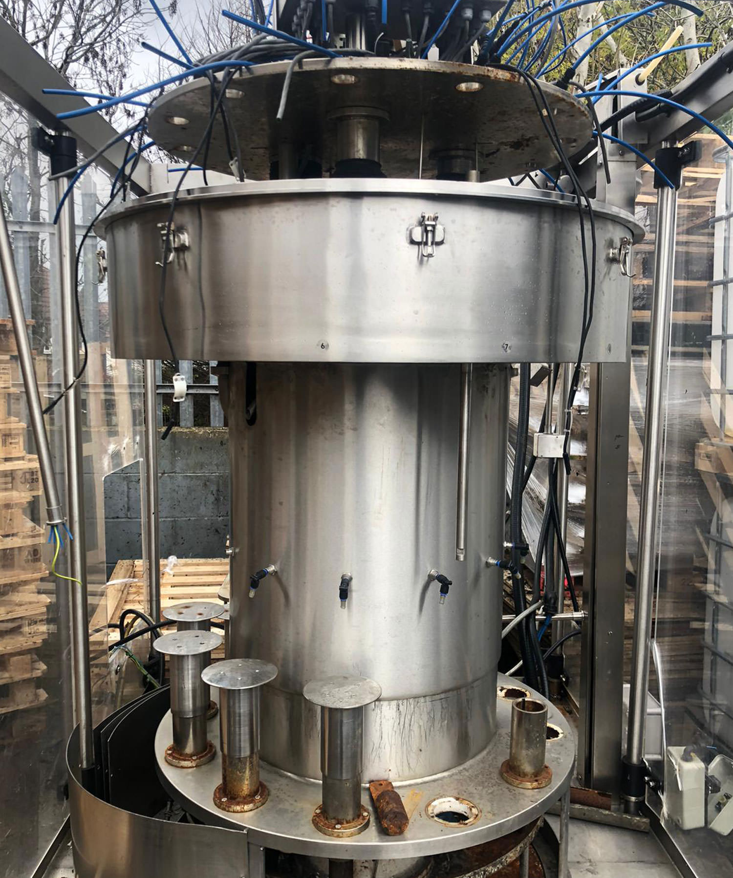 This tired Gravfil Nexus filler was reconditioned and is now like new